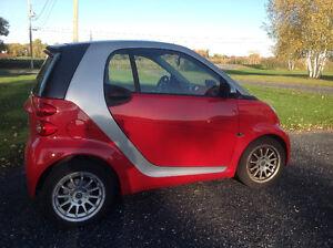 2012 Smart Fortwo Coupé (2 portes)