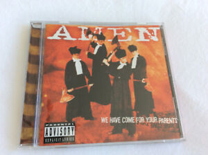 "Amen ""We Have Come For Your Parents"" cd + ""PropAMENda"" cassette"