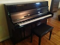 Samick Piano For Sale (Delivery Included)