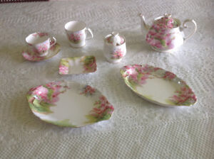 Dishes - Bone China - Blossom Time - Special Pieces
