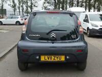 2011 Citroen C1 1.0 VTR PLUS 5d 68 BHP Hatchback Petrol Automatic