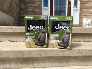 Brand New Jeep Seat Covers