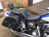 Harley Davidson Saddle, brand new