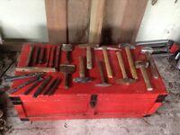 REDUCED Stone Mason, Bricklayers toolset