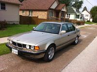 1988 BMW 7-Series Sedan