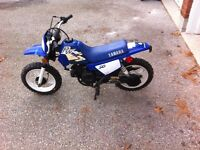 Yamaha PW 50 Kids Dirtbike