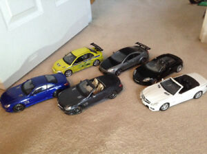 1/18 diecast cars German and Jdm cars