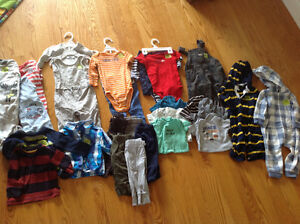 Baby boy clothing - $1/item and up
