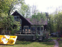 Affordable Waterfront Lake Simcoe Cottage Just 1 from GTA