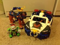 For Sale: Rescue Heroes Toys individually priced)