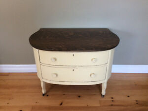 Refinished/reworked antique furniture