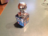 """NEW.. CHROME HITCH BALL .. REESES.. 1 7/8"""""""