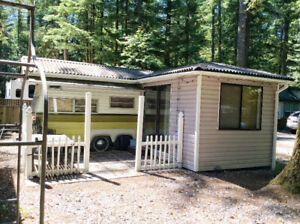 Black Mountain Ranch Membership and Trailer, Deming, Washington