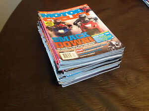 Vintage motorcycle magazines, 300+, variety of Titles Strathcona County Edmonton Area image 2