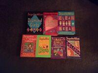 7 Jacqueline Wilson books