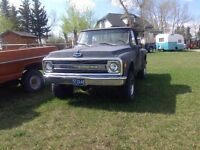 1970 Chevy, rust free,solid step side,short box, 4x4',