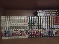 Naruto Manga for sale (bulk)