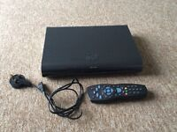 Sky HD Wifi enabled 2TB box with power cable and Sky HD remote included