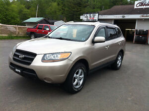 2007 HYUNDAI SANTA FE, 832-9000 OR 639-5000, CHECK OUR OTHER ADS