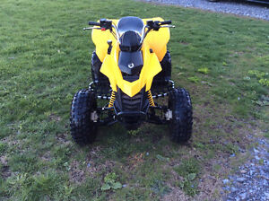 Vtt Can-am ds 250