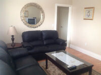 NEW FULL FURNISH ONE BEDROOM SUITE
