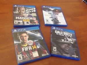 Jeux video PS4