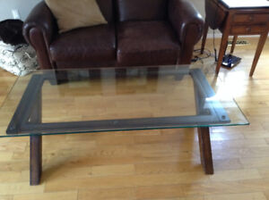Pottery Barn coffee table for sale