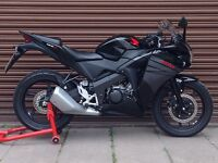 Honda CBR 125 Only 946miles. Delivery Available *Credit & Debit Cards Accepted*