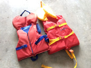 Children's / youth life  jackets