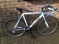 Forme racing road bike
