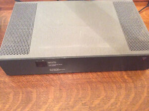 Holman APT Power Amplifier 1 - Vintage