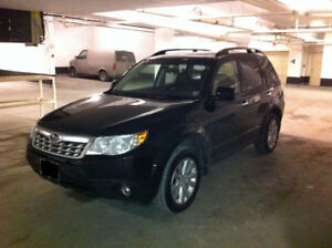 2011 Subaru Forester Touring - FULLY LOADED and CERTIFIED