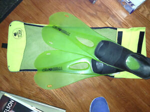 Excellent condition flippers for sale