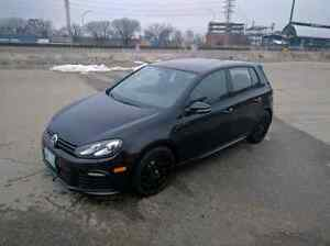2012 VW Golf R (2 year VW warranty) LOW KM!!!!