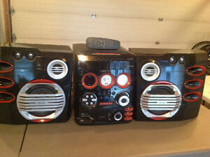 Phillips gaming stereo C577