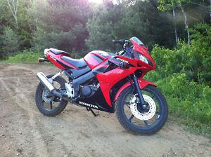 2008 CBR125R $1000