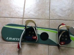 youth Limited Apex snowboard