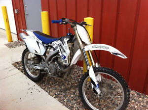 Great Condition 2006 YZ450 for Sale