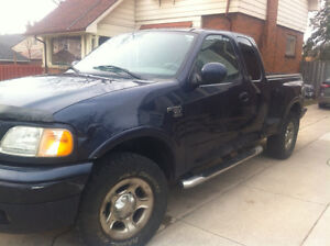 2003 Ford F-150 Supercab Lariat King Ranch 4WD Pickup Truck