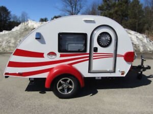 Looking For Teardrop Trailer (picture for attention only)