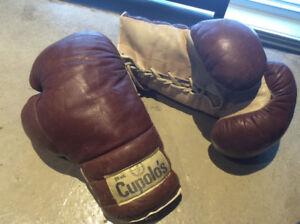 Gants de boxe cuir 16 oz Cupolo's