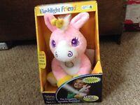 Flashlight Friends Una the Unicorn - New