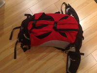 Backpack Osprey Switch 40+5 litres Large en excellente condition