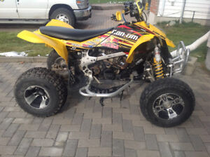 2008 Can Am 450 DS