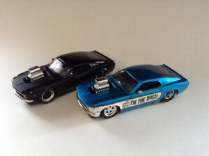 FOR SALE:  1970  BOSS  MUSTANGS -  BIGTIME MUSCLE