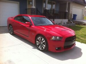 2012 Dodge Charger SRT8 Sedan