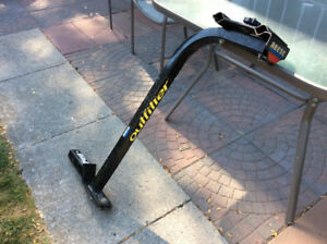 Hitch mounted, 2 bike, bicycle carrier