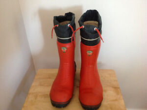 Jonsered Light Chainsaw  Rubber Boots
