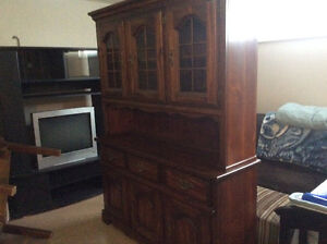 Antique style hutch for sale