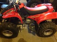 Can-Am DS90 kids Atv or youth Atv